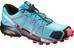 Salomon Speedcross 4 Hardloopschoenen Dames turquoise